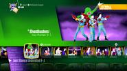 Ghostbusters jd2018 menu