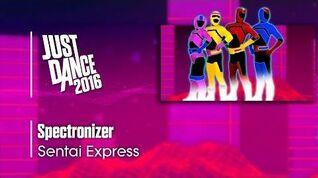 Spectronizer - Just Dance 2016 (7th-Gen)