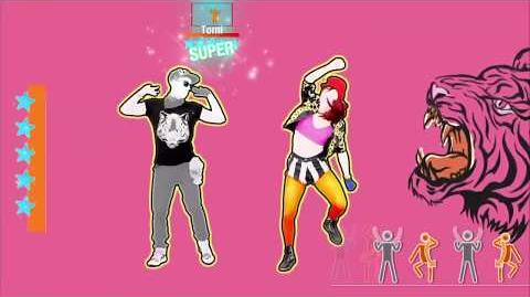 Turn Up The Love - Just Dance 2019
