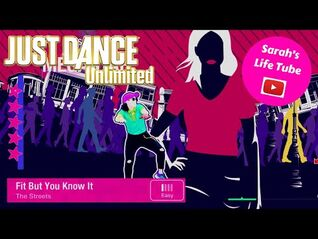 Fit But You Know It, The Streets - MEGASTAR - Gameplay - Just Dance 2020 Unlimited -PS5-