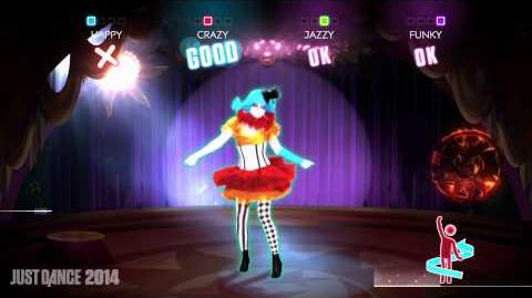 Funhouse - Just Dance 2014 Gameplay Teaser (UK)