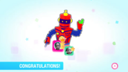 Funkyrobotkids jd2020 kids score