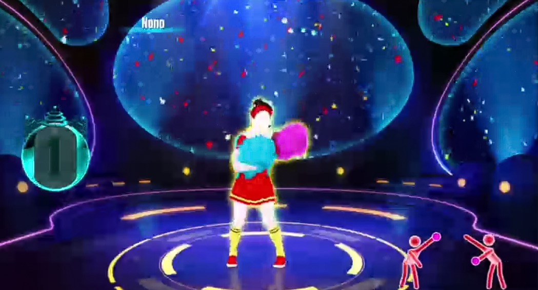 Just Dance Machine/Cheerleader