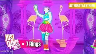 Just Dance 2020 - 7 Rings Extreme