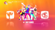Just Dance 2018 JUST DANCE
