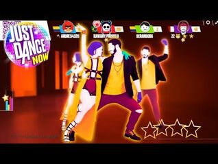 Just Dance Now - Chantaje