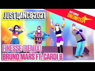 Just Dance Unlimited- Finesse (Remix) by Bruno Mars Ft