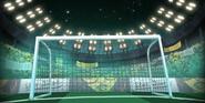 Futebol score background