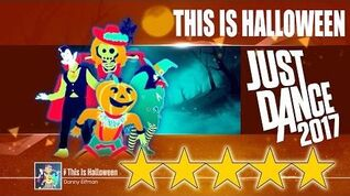 Just Dance 2017 - This is Halloween
