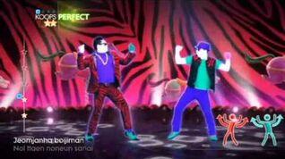 Just Dance 4 Psy - Gangnam Style (DLC)