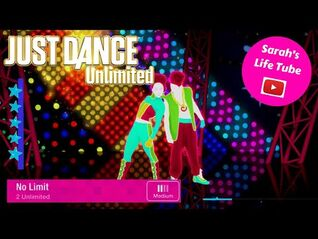 No Limit, 2 Unlimited - SUPERSTAR, 5-5 GOLD - Just Dance 3 Unlimited -PS5-