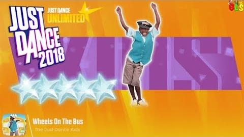 Wheels On The Bus - Just Dance 2018