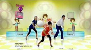 Funkytown - Just Dance Kids