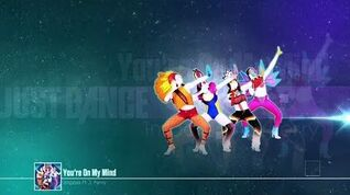 Just Dance 2016 - You're On My Mind - 5 Stars