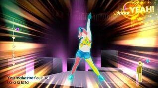 Just Dance 4 DLC - You Make Me Feel... - Cobra Starship ft