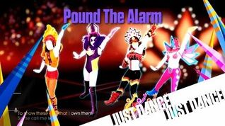 Just Dance Unlimited - Pound The Alarm