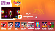 Teenagedream jdnow menu computer 2017