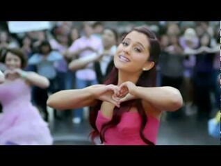 Ariana Grande- Put Your Hearts Up Full Video HD
