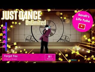Forget You, Cee Lo Green - MEGASTAR - Gameplay - Just Dance 3 Unlimited -PS5-