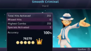 Smooth mj score psp