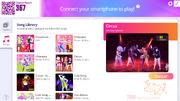 Circus jdnow menu computer 2020