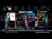 Down hiphop menu xbox360