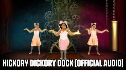 Hickory Dickory Dock (Official Audio) - Just Dance Music