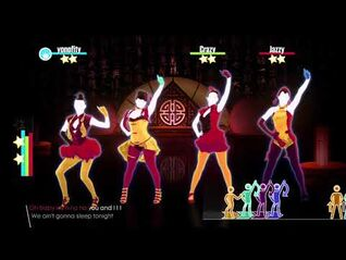 Just Dance® 2018 Slumber Party - Megastar