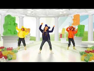 Just Dance Unlimited I'm A Gummy Bear (The Gummy Bear Song) No Hud