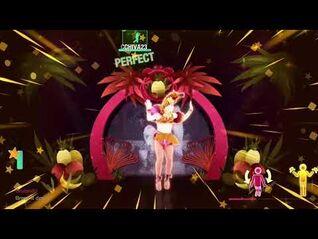 Just Dance 2020- Diva Carmina - Drop The Mambo (MEGASTAR)