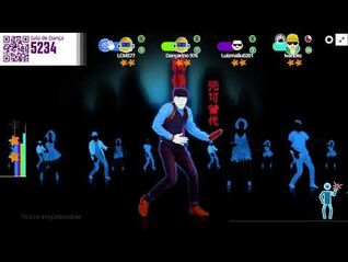 Just Dance Now - Chris Brown Fine China (GAMEPLAY)