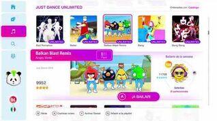 Just Dance 2019 - Balkan Blast Remix (Angry Birds) Luis Starr 🌟 5 estrellas