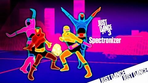 Spectronizer - Just Dance 3