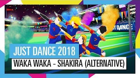 Waka Waka (This Time For Africa) (Football Version) - Gameplay Teaser (UK)