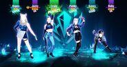 Kdance promo gameplay