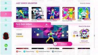 Party Rock Anthem - Just Dance 2020
