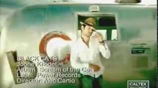 Black Cats - Joone Khodet (Ey khanoom koja) بلک کتز - جونه خودت