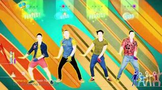 Just Dance 2014 Wii U Gameplay - One Direction Kiss You