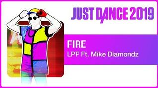 Just Dance 2019 Fire