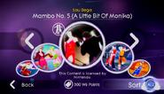 Mambo5 jd2 store menu