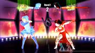 SheWolfVSWhereHaveBAT jd2014 gameplay 2