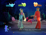 Under the Sea (Just Dance: Disney Party)
