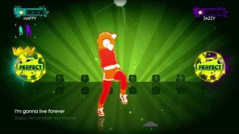 Fame - Just Dance Greatest Hits (Xbox)