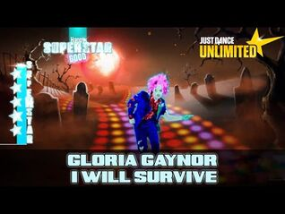 Gloria Gaynor - I Will Survive (Just Dance 2017 Unlimited)