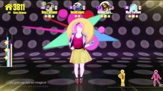 I Kissed a Girl - Just Dance Now