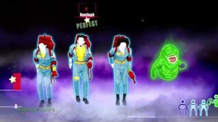 Just Dance® 2016 ghostbusters 5 stars gameplay