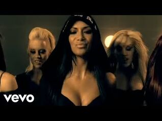 The Pussycat Dolls - Buttons (Official Music Video) ft