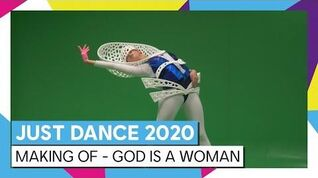 God Is a Woman - Behind The Scenes (UK)