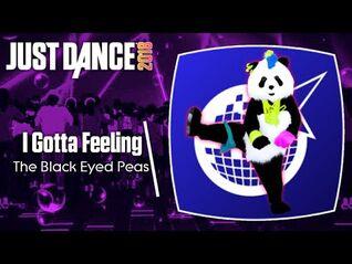 Just Dance 2018 (Unlimited)- I Gotta Feeling
