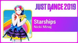 Just Dance 2019 (Unlimited) Starships